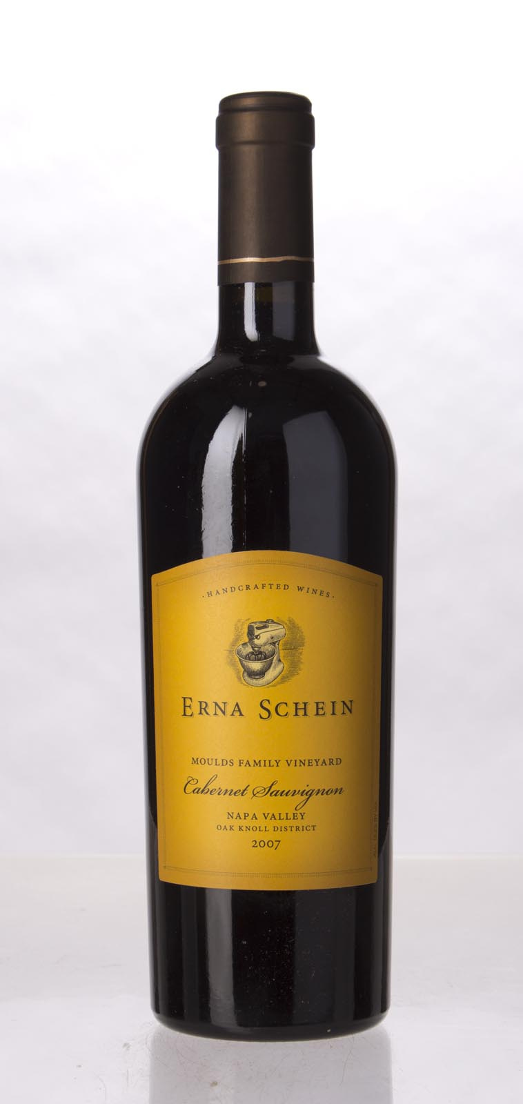 Behrens Family (Erna Schein) Cabernet Sauvignon Moulds Family Vineyard 2007, 750mL (WA94) from The BPW - Merchants of rare and fine wines.