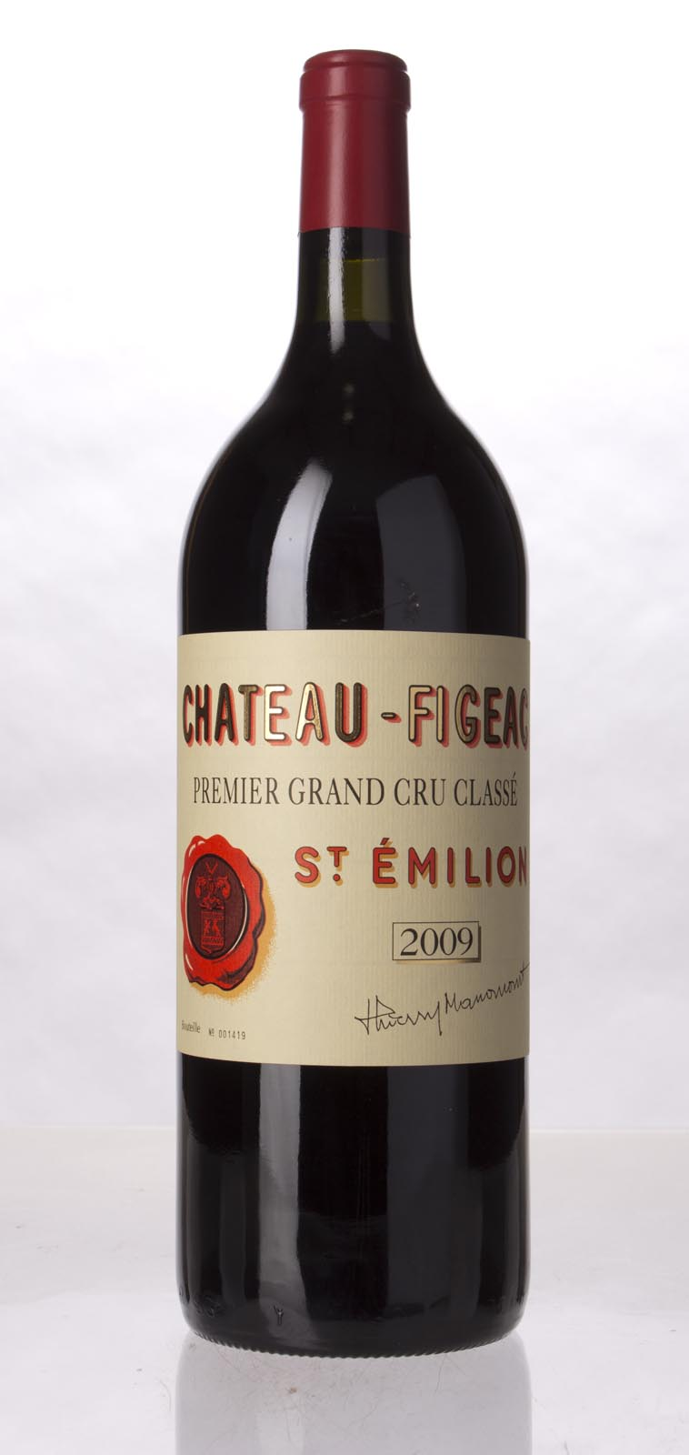 Figeac 2009, 1.5L (JS98, WS96) from The BPW - Merchants of rare and fine wines.