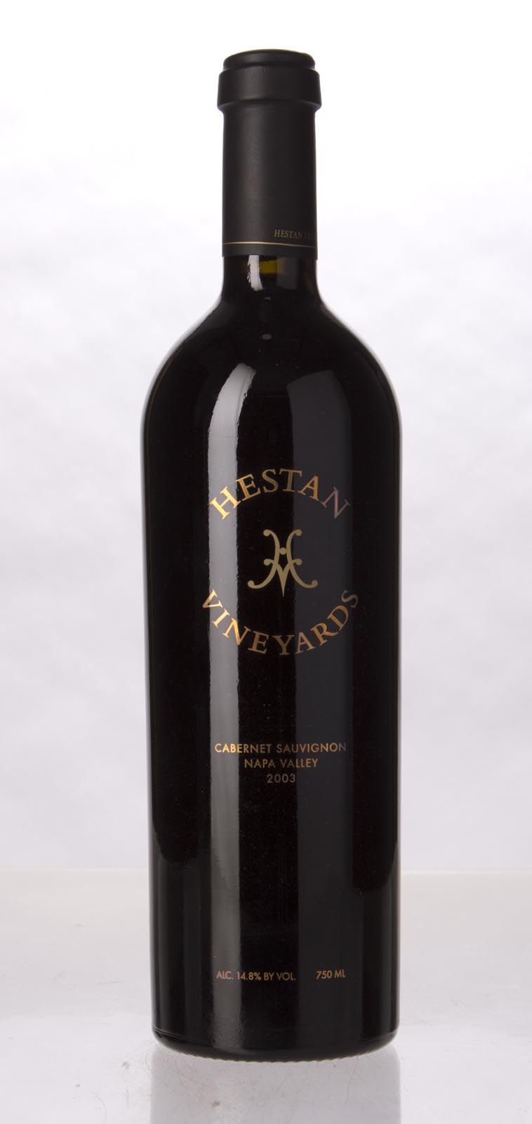Hestan Vineyards Cabernet Sauvignon Napa Valley 2003, 750mL (WA93) from The BPW - Merchants of rare and fine wines.