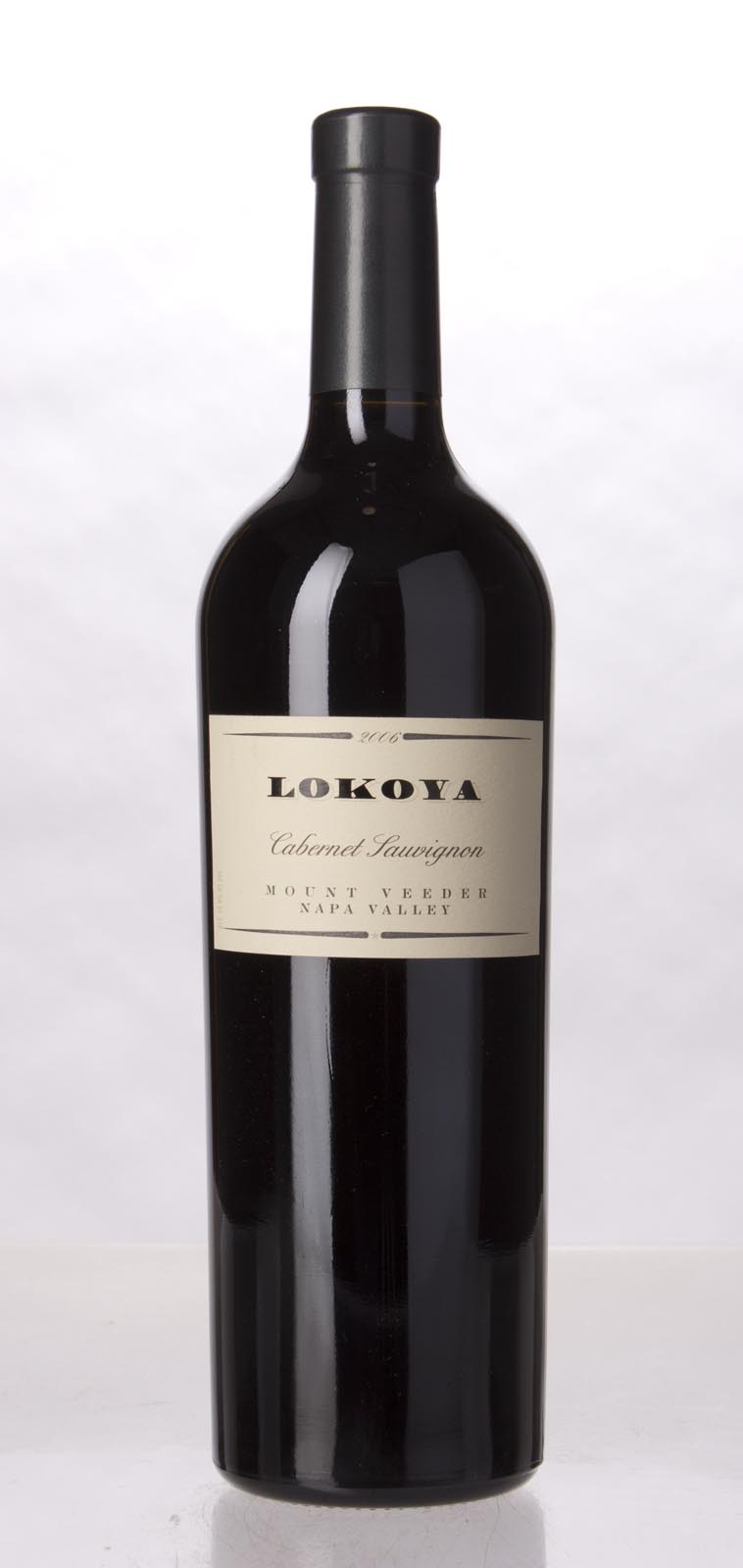 Lokoya Cabernet Sauvignon Mount Veeder 2006, 750mL (WA95+) from The BPW - Merchants of rare and fine wines.