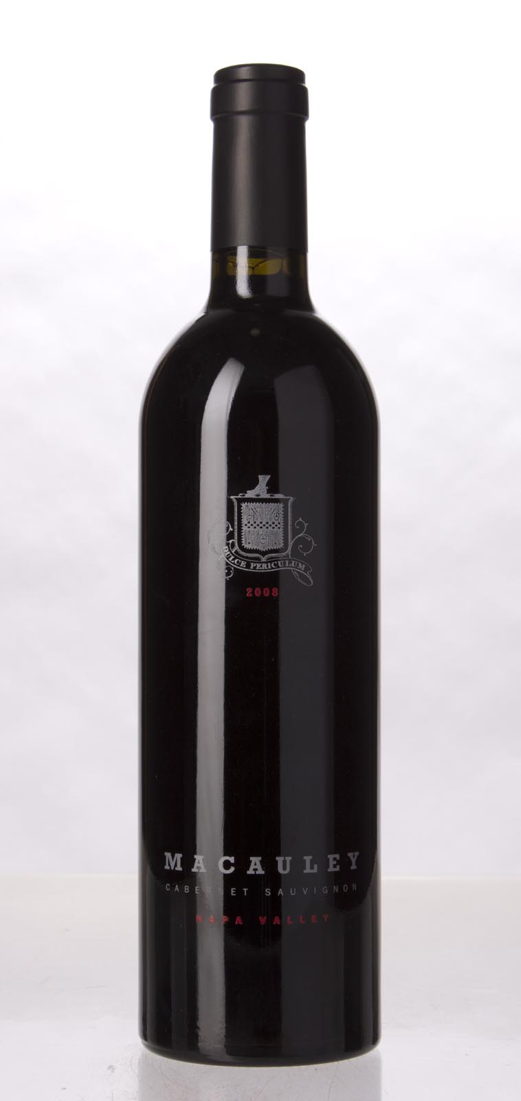 Macauley Cabernet Sauvignon Napa Valley 2008, 750mL () from The BPW - Merchants of rare and fine wines.