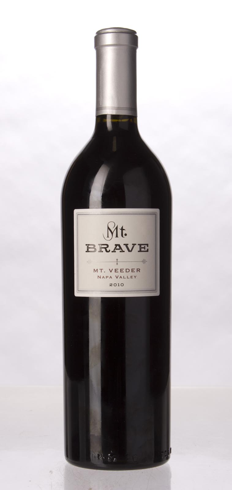Mt. Brave Cabernet Sauvignon Mount Veeder 2010, 750mL (WA93) from The BPW - Merchants of rare and fine wines.