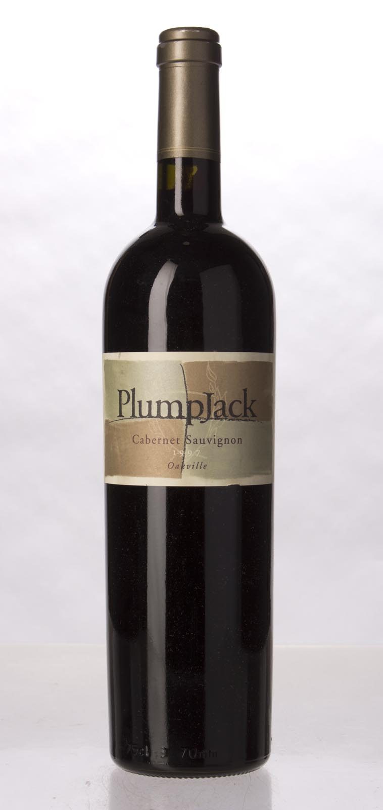 PlumpJack Cabernet Sauvignon Oakville 1997, 750mL (WA90) from The BPW - Merchants of rare and fine wines.