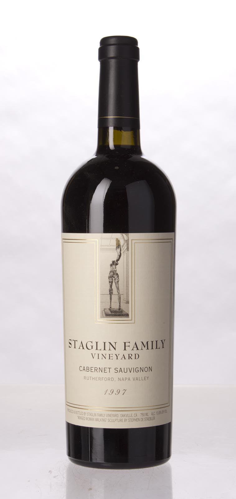 Staglin Family Vineyard Cabernet Sauvignon Rutherford 1997, 750mL (WS92) from The BPW - Merchants of rare and fine wines.