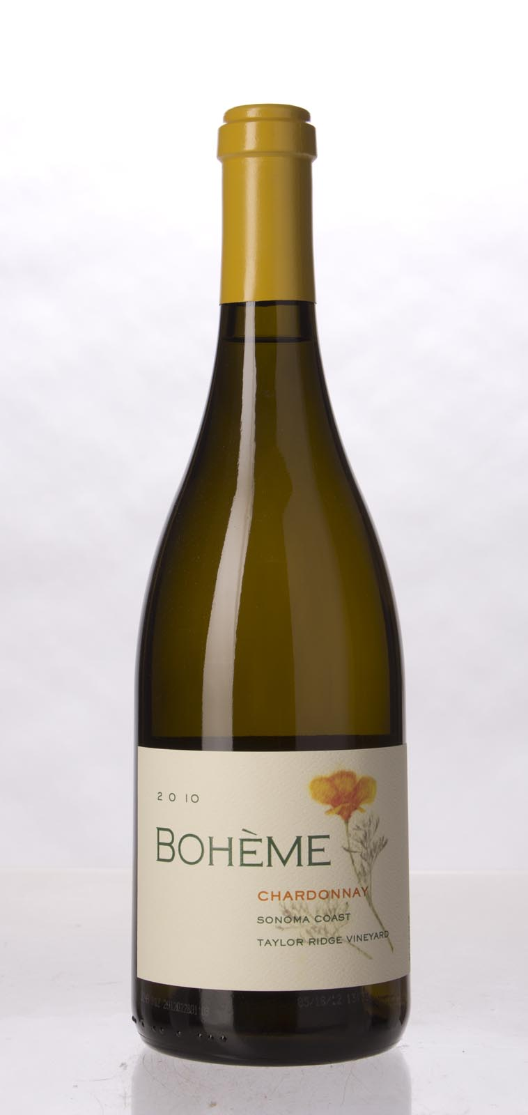 Boheme Chardonnay Taylor Ridge Vineyard 2010,  () from The BPW - Merchants of rare and fine wines.