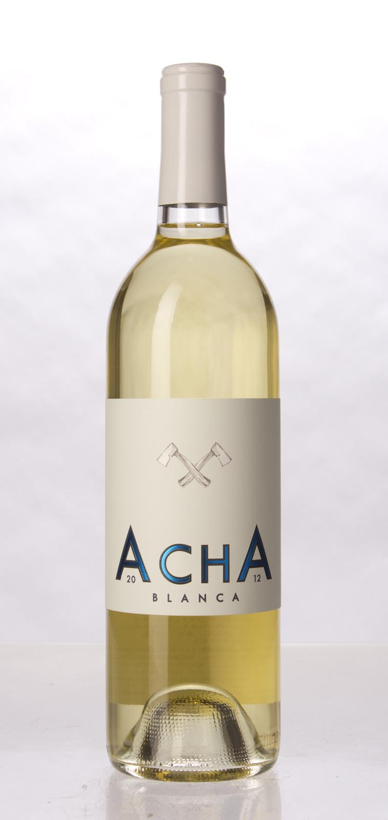 Mark Herold Wines Albarino Acha Blanca 2012, 750mL (ST89) from The BPW - Merchants of rare and fine wines.