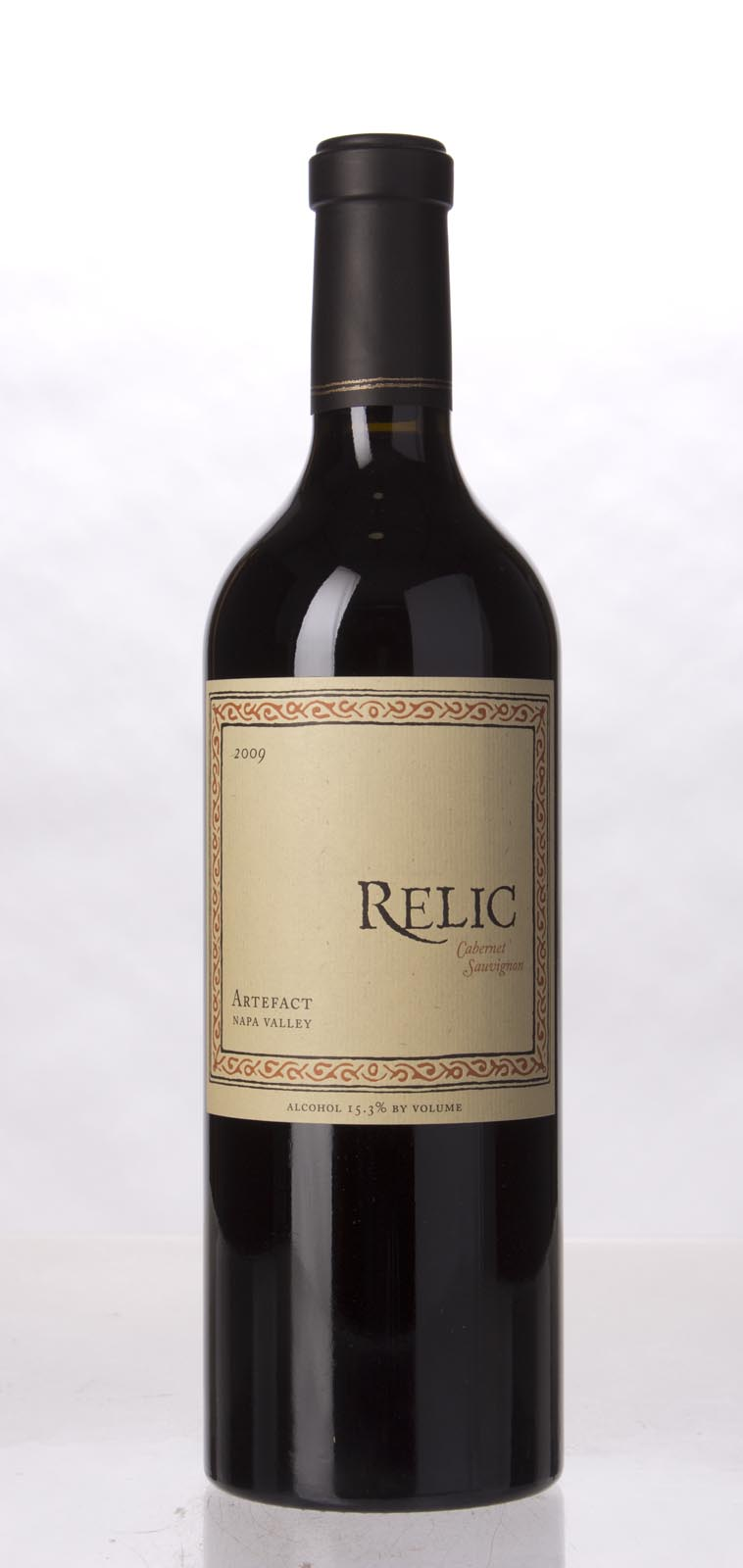 Relic Proprietary Red Artefact 2009, 750mL (WS93) from The BPW - Merchants of rare and fine wines.