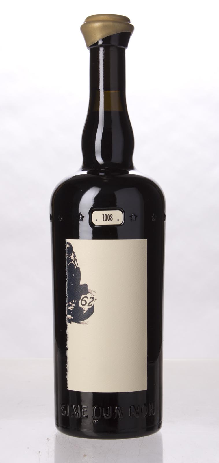 Sine Qua Non Grenache The Duel Eleven Confessions Vineyard 2008, 750mL (WA97, ST95) from The BPW - Merchants of rare and fine wines.