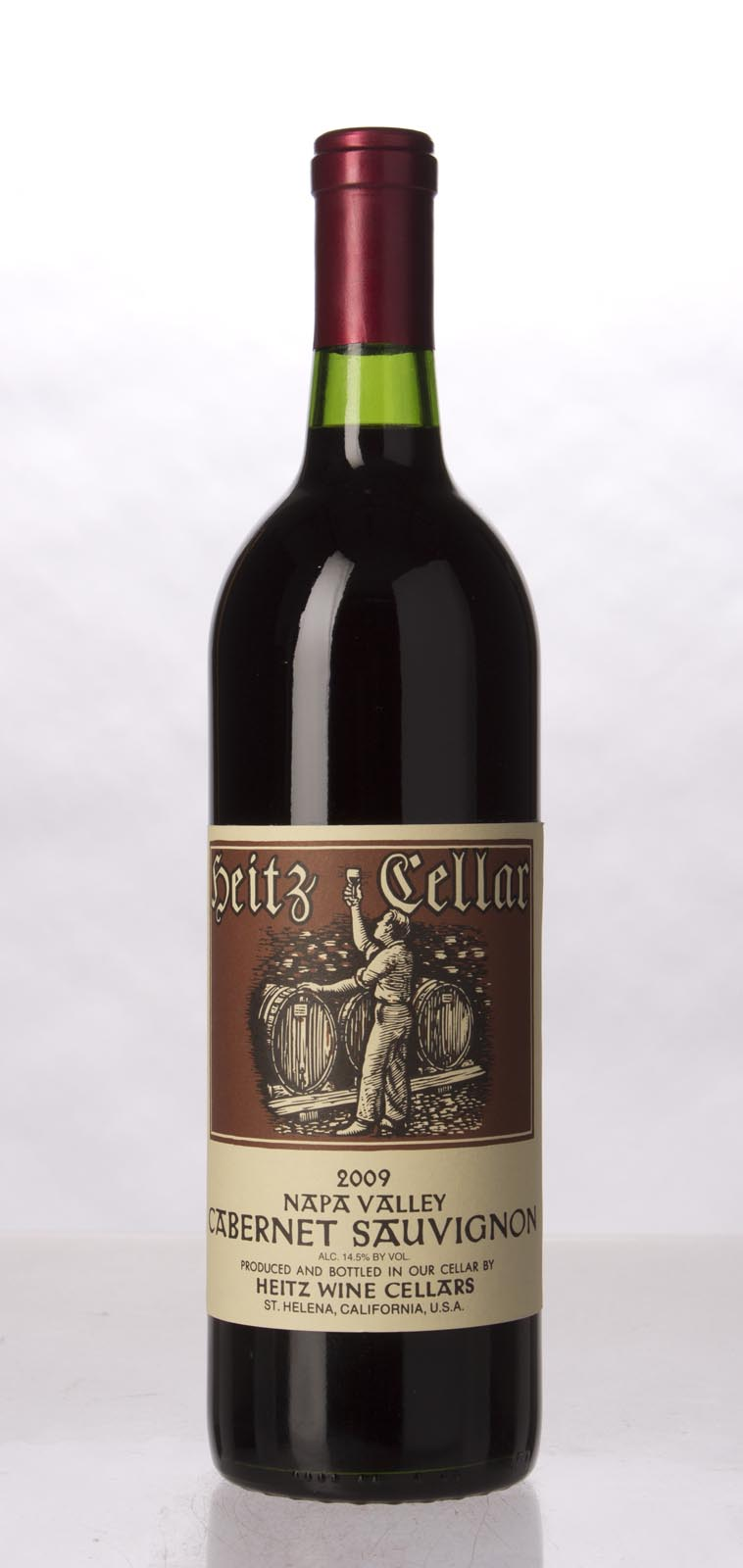Heitz Cabernet Sauvignon Napa Valley 2009, 750mL () from The BPW - Merchants of rare and fine wines.