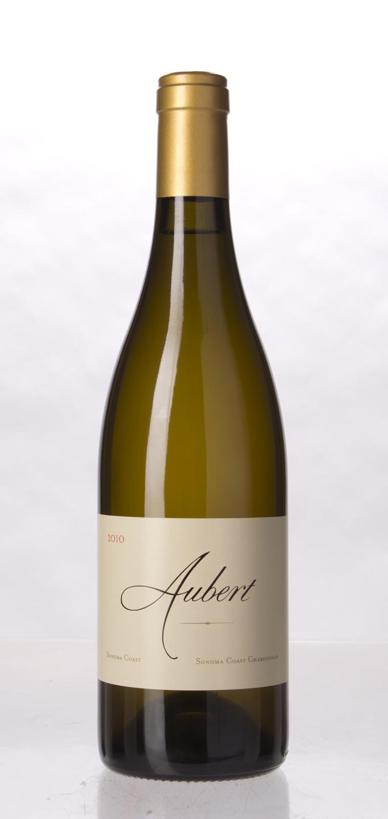 Aubert Chardonnay Sonoma Coast 2010, 750mL () from The BPW - Merchants of rare and fine wines.