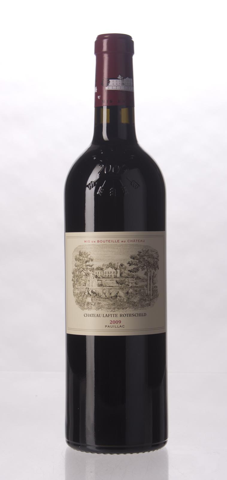 Lafite Rothschild 2009, 750mL (JS100, WA99+, WS98) from The BPW - Merchants of rare and fine wines.
