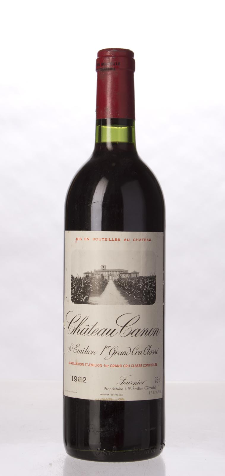 Canon 1982, 750mL (WS96) from The BPW - Merchants of rare and fine wines.
