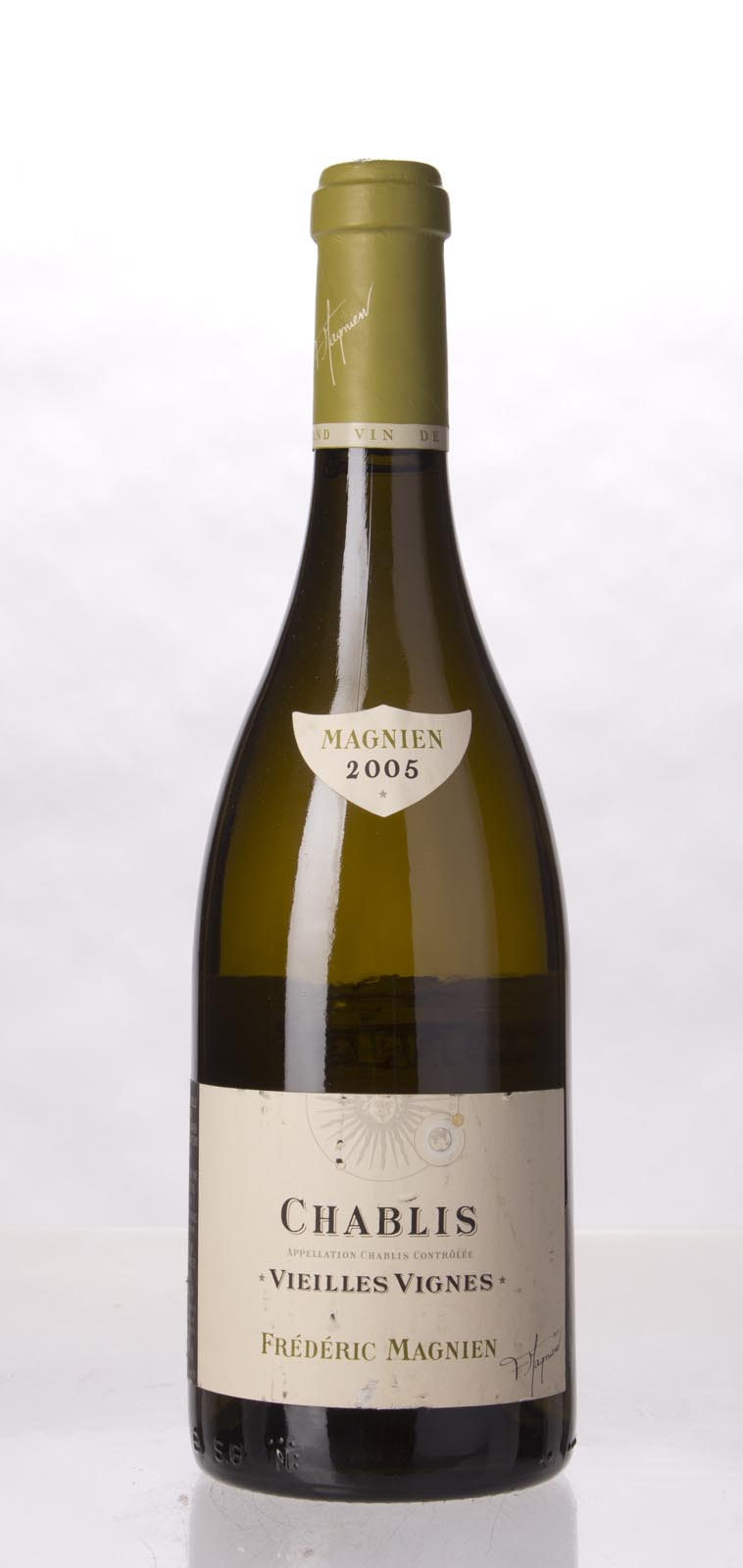 Domaine Frederic Magnien Chablis Vieilles Vignes 2005, 750mL () from The BPW - Merchants of rare and fine wines.