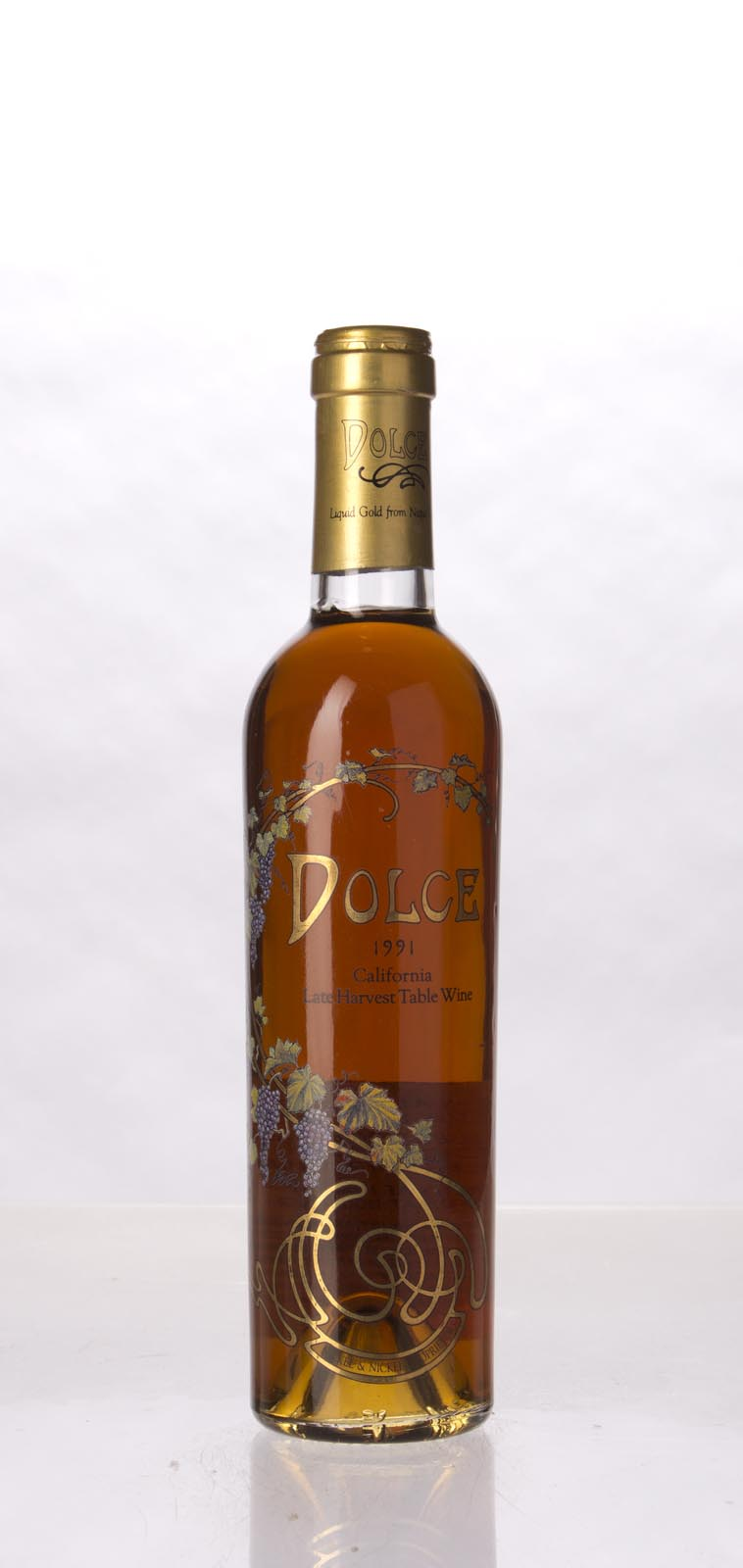 Far Niente Dolce 1991, 375mL (WS94) from The BPW - Merchants of rare and fine wines.