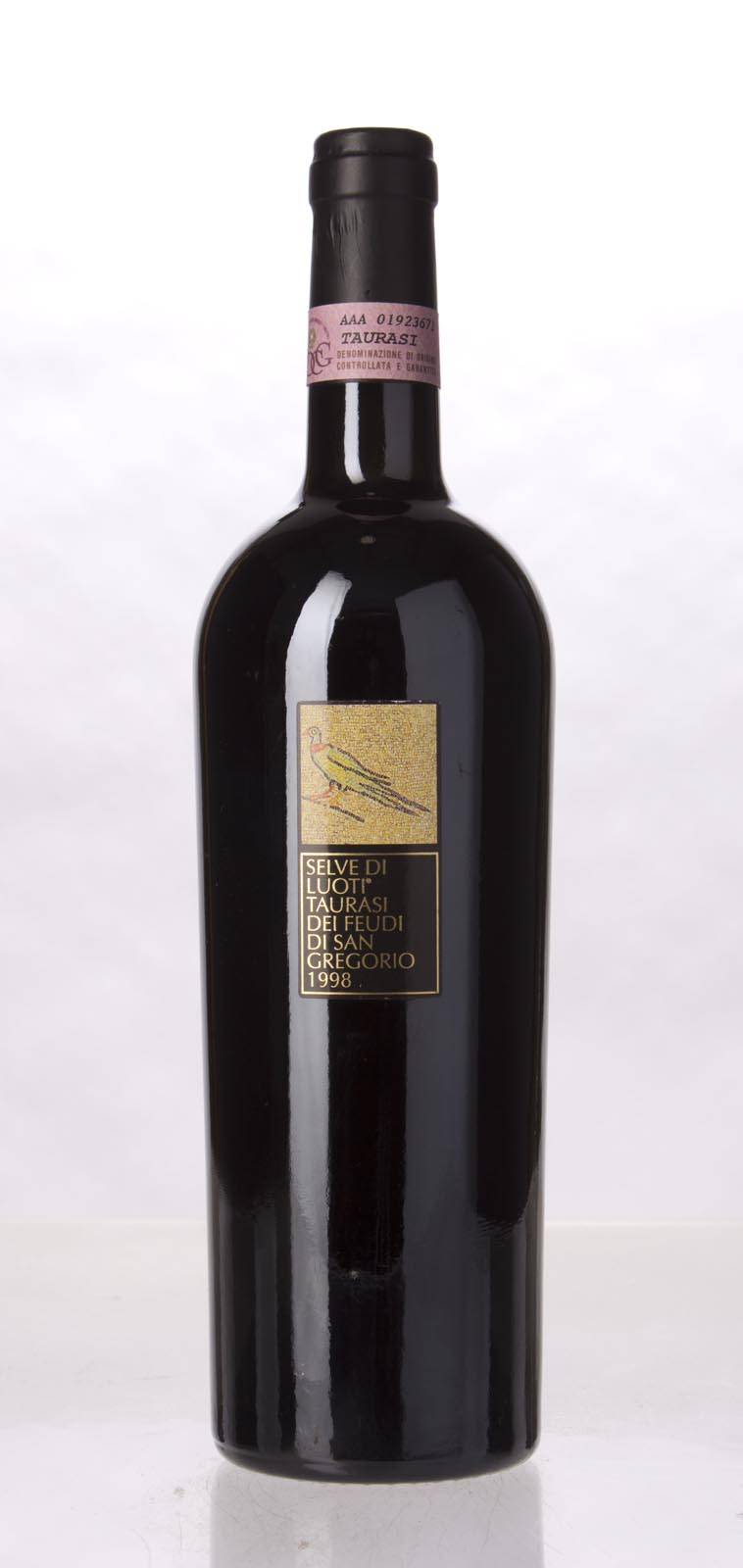 Feudi di San Gregorio Taurasi Selve di Luoti 1998, 750mL (ST90) from The BPW - Merchants of rare and fine wines.