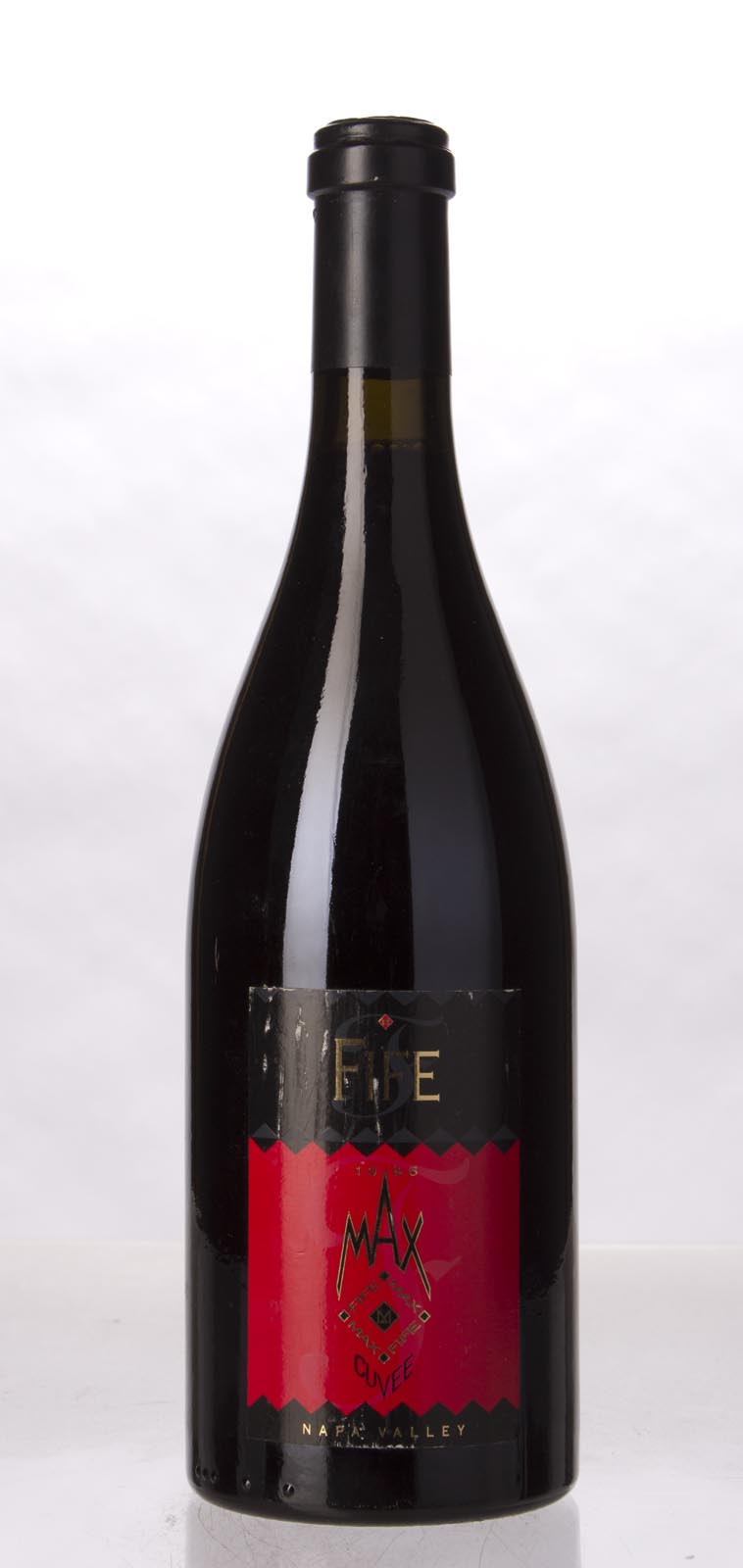 Fife Vineyards Max Cuvee Syrah Blend 1996, 750mL () from The BPW - Merchants of rare and fine wines.