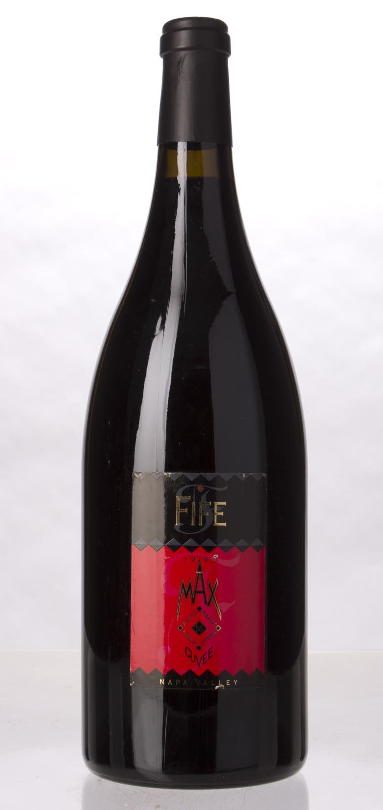 Fife Vineyards Max Cuvee Syrah Blend 1999, 1.5L (WA88) from The BPW - Merchants of rare and fine wines.