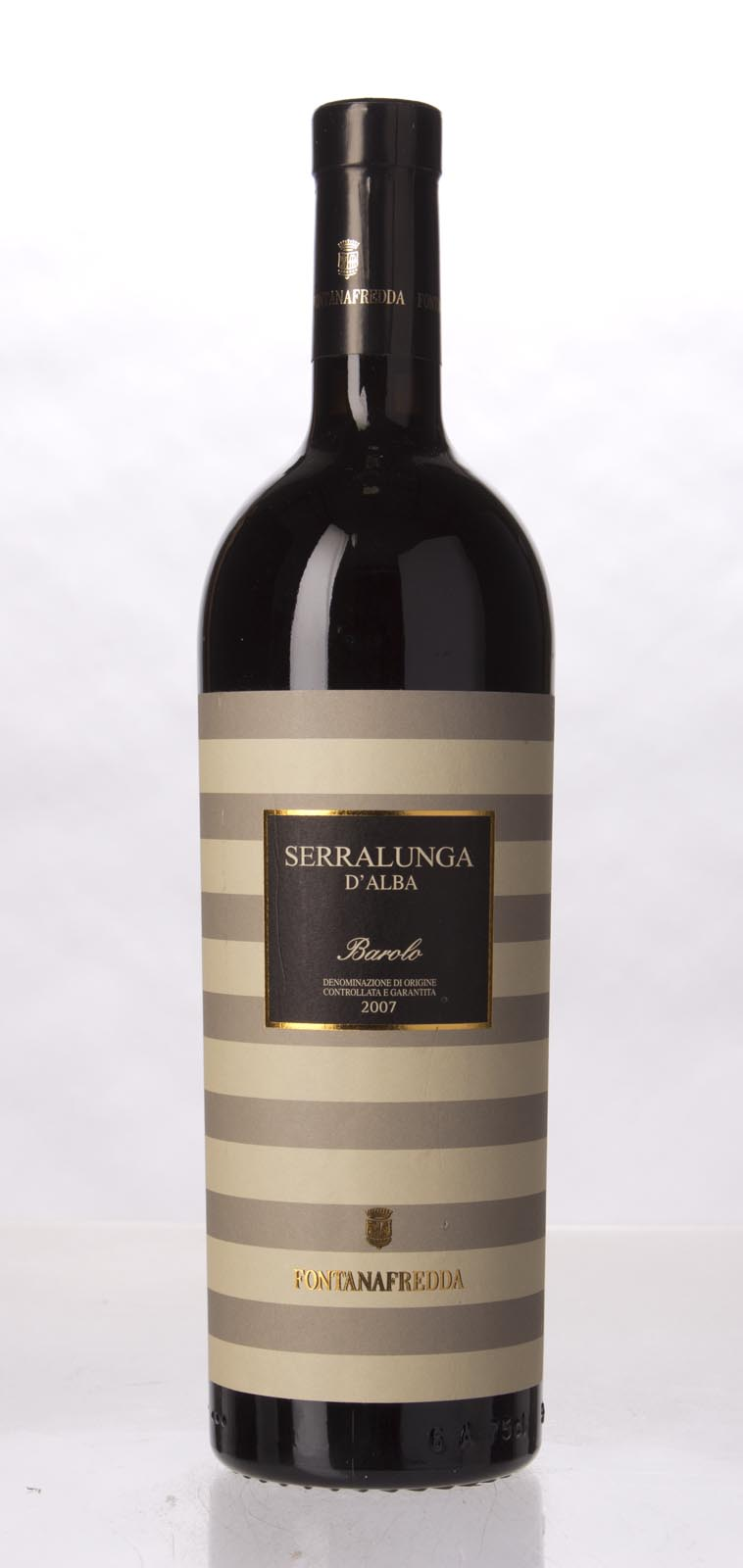 Fontanafredda Barolo Serralunga 2007, 750mL (JS92) from The BPW - Merchants of rare and fine wines.