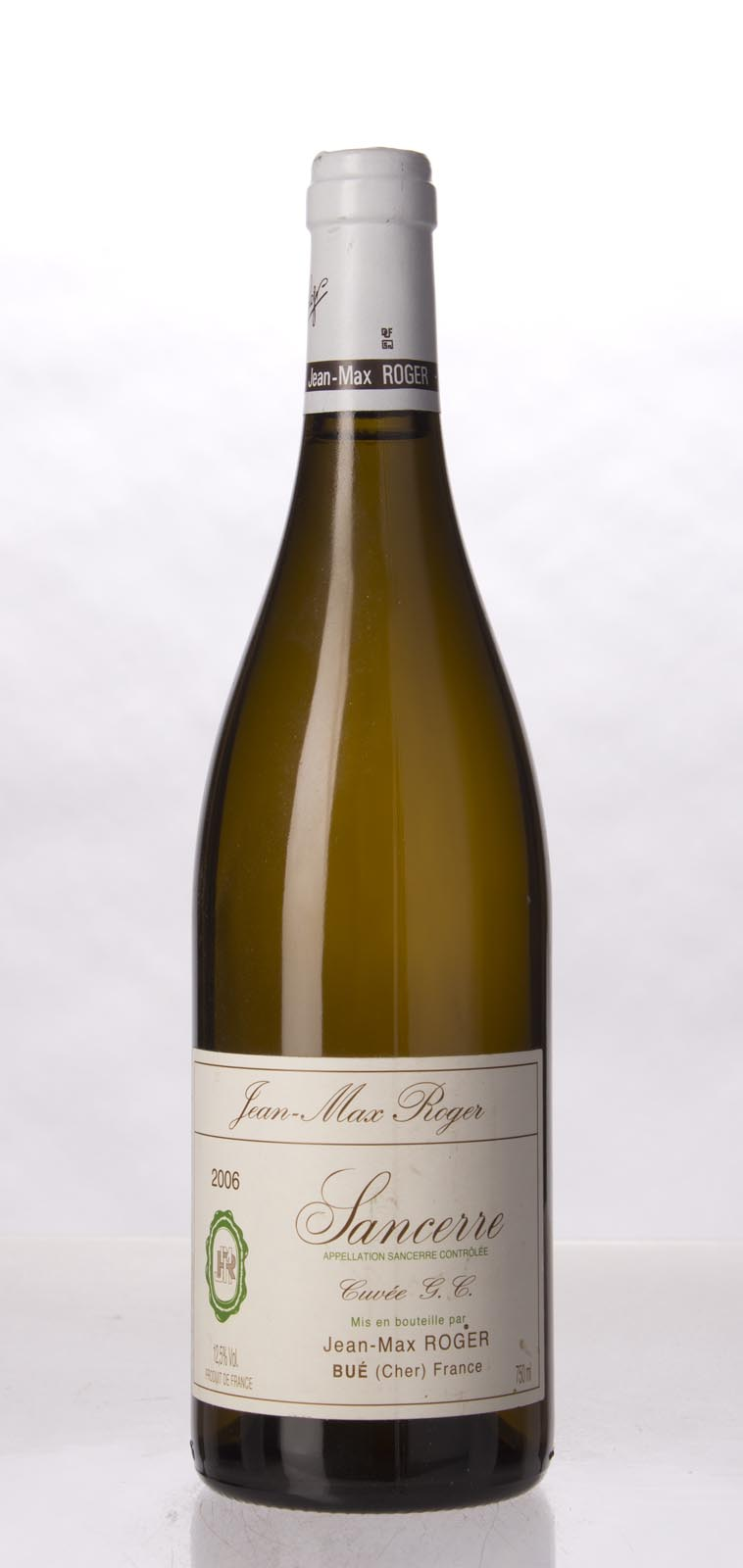Jean Max Roger Sancerre Cuvee G. C. 2006, 750mL () from The BPW - Merchants of rare and fine wines.