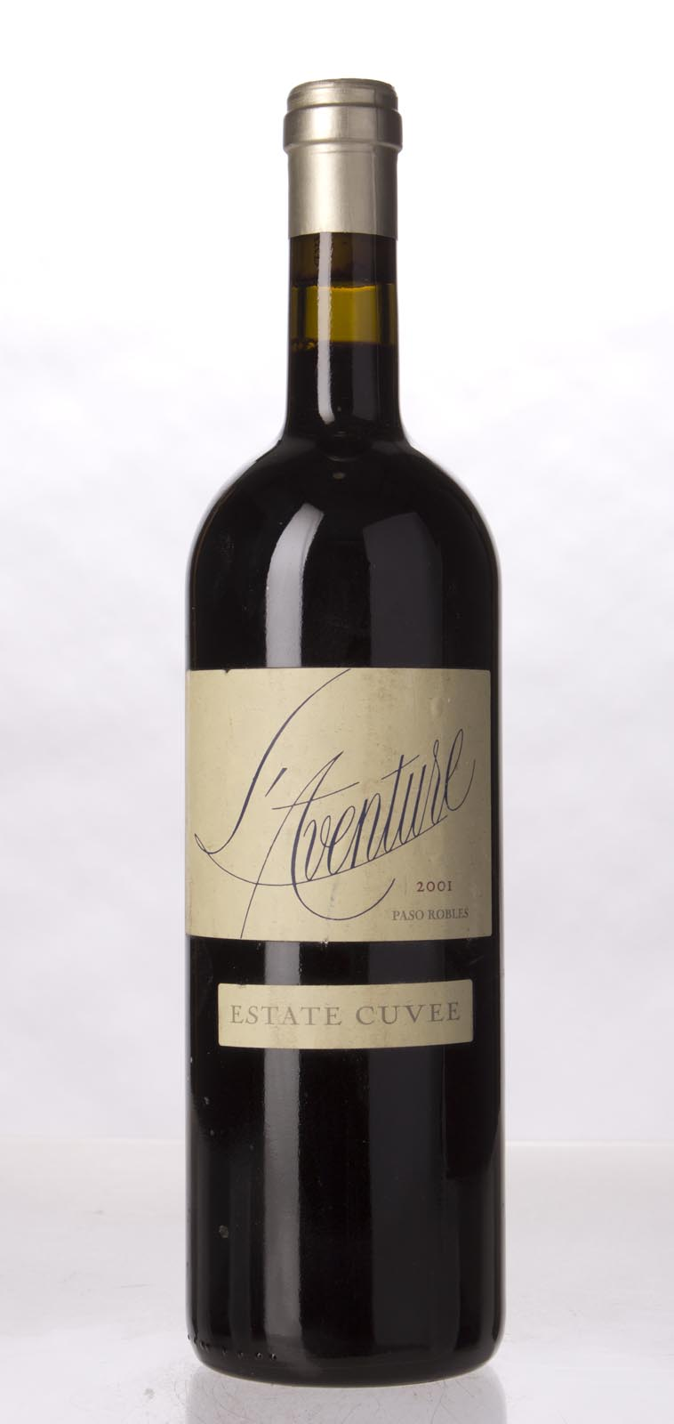 L`Aventure Proprietary Red Estate Cuvee 2001, 750mL (WA91, WS93) from The BPW - Merchants of rare and fine wines.