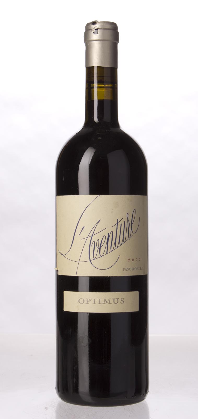 L`Aventure Proprietary Red Optimus 2000, 750mL (WA88) from The BPW - Merchants of rare and fine wines.
