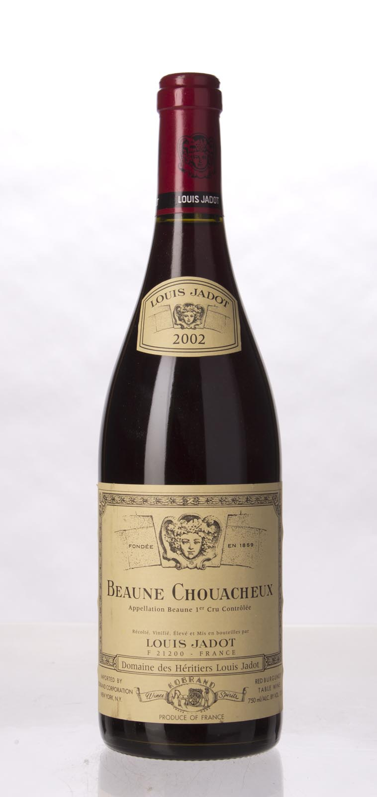 Louis Jadot Beaune Clos des Couchereaux 2002, 750mL (WA88-89) from The BPW - Merchants of rare and fine wines.