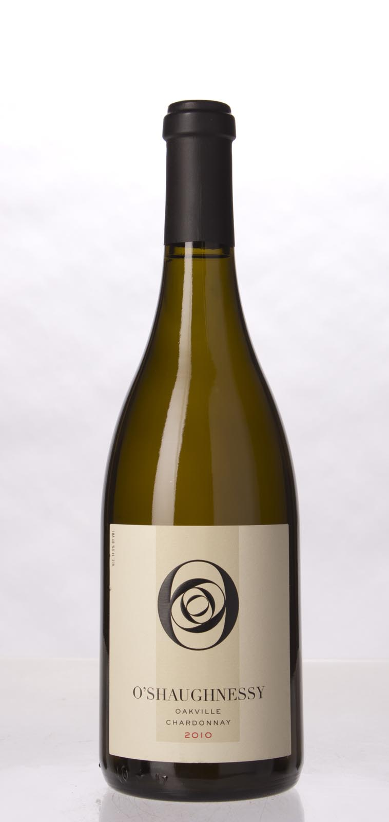 O`Shaughnessy Chardonnay Oakville 2010, 750mL () from The BPW - Merchants of rare and fine wines.