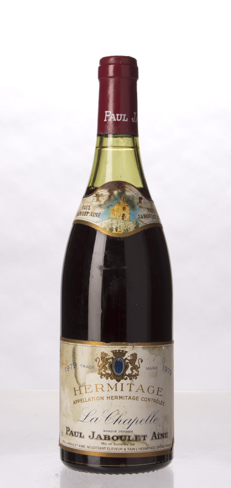 Paul Jaboulet Aine Hermitage la Chapelle 1979, 750mL (WA90) from The BPW - Merchants of rare and fine wines.
