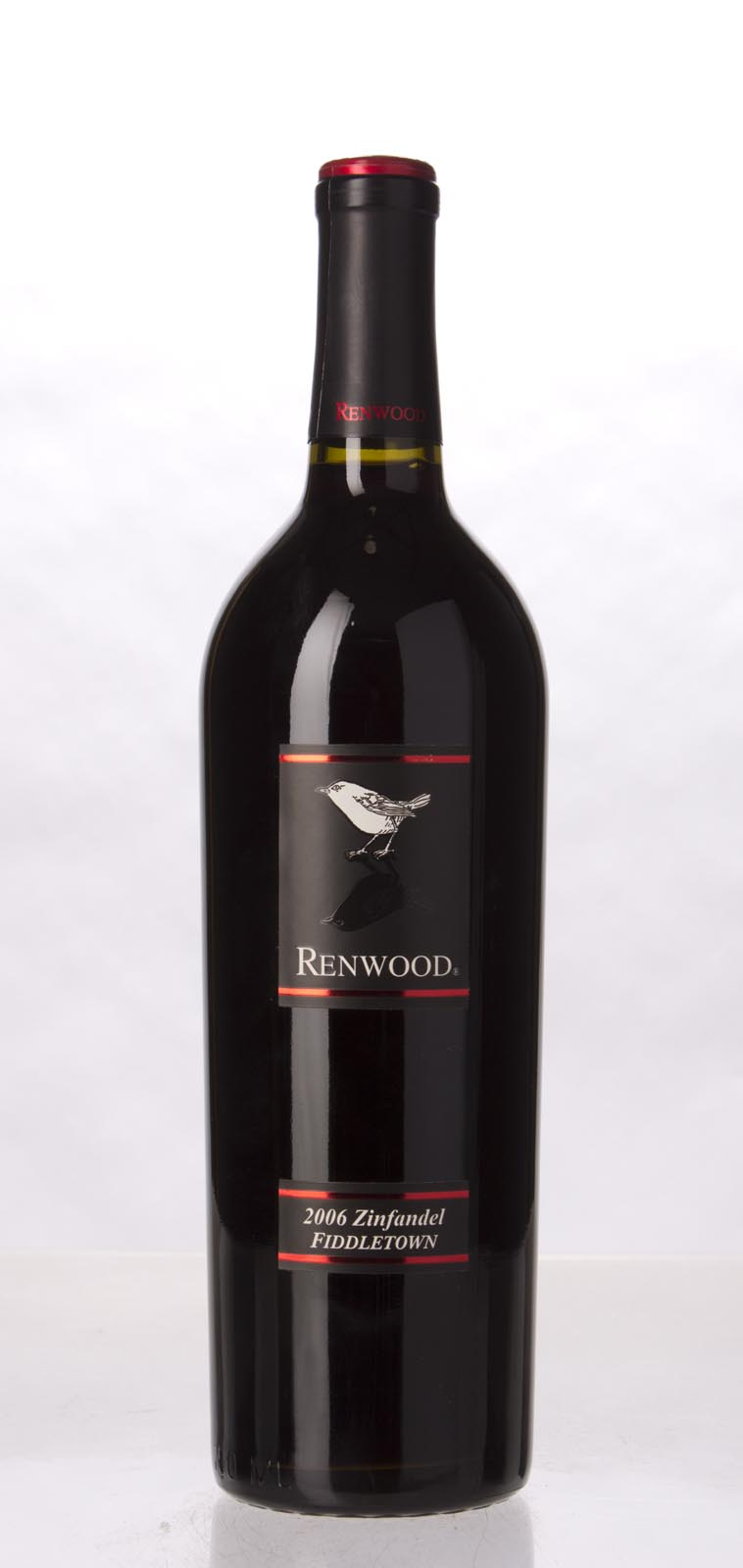 Renwood Zinfandel Fiddletown 2006, 750mL () from The BPW - Merchants of rare and fine wines.