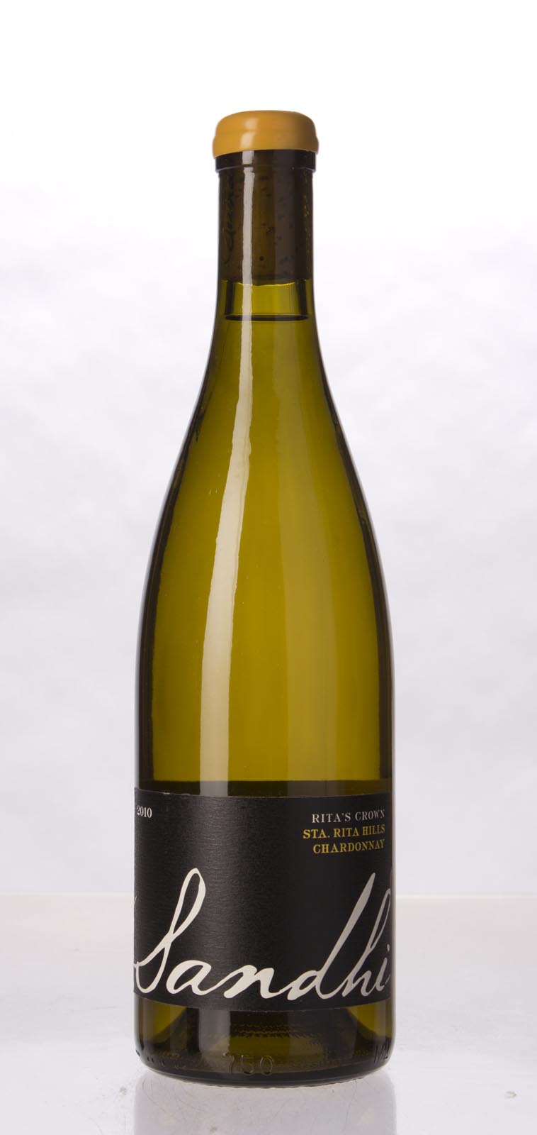 Sandhi Chardonnay Rita`s Crown Vineyard 2010, 750mL (WA94, ST93) from The BPW - Merchants of rare and fine wines.