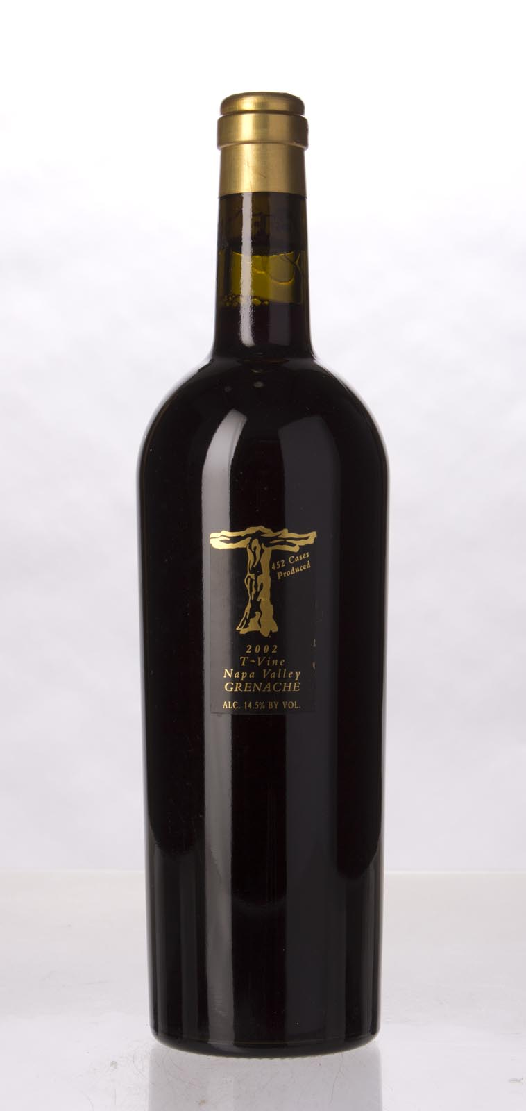 T Vine Grenache 2002, 750mL () from The BPW - Merchants of rare and fine wines.