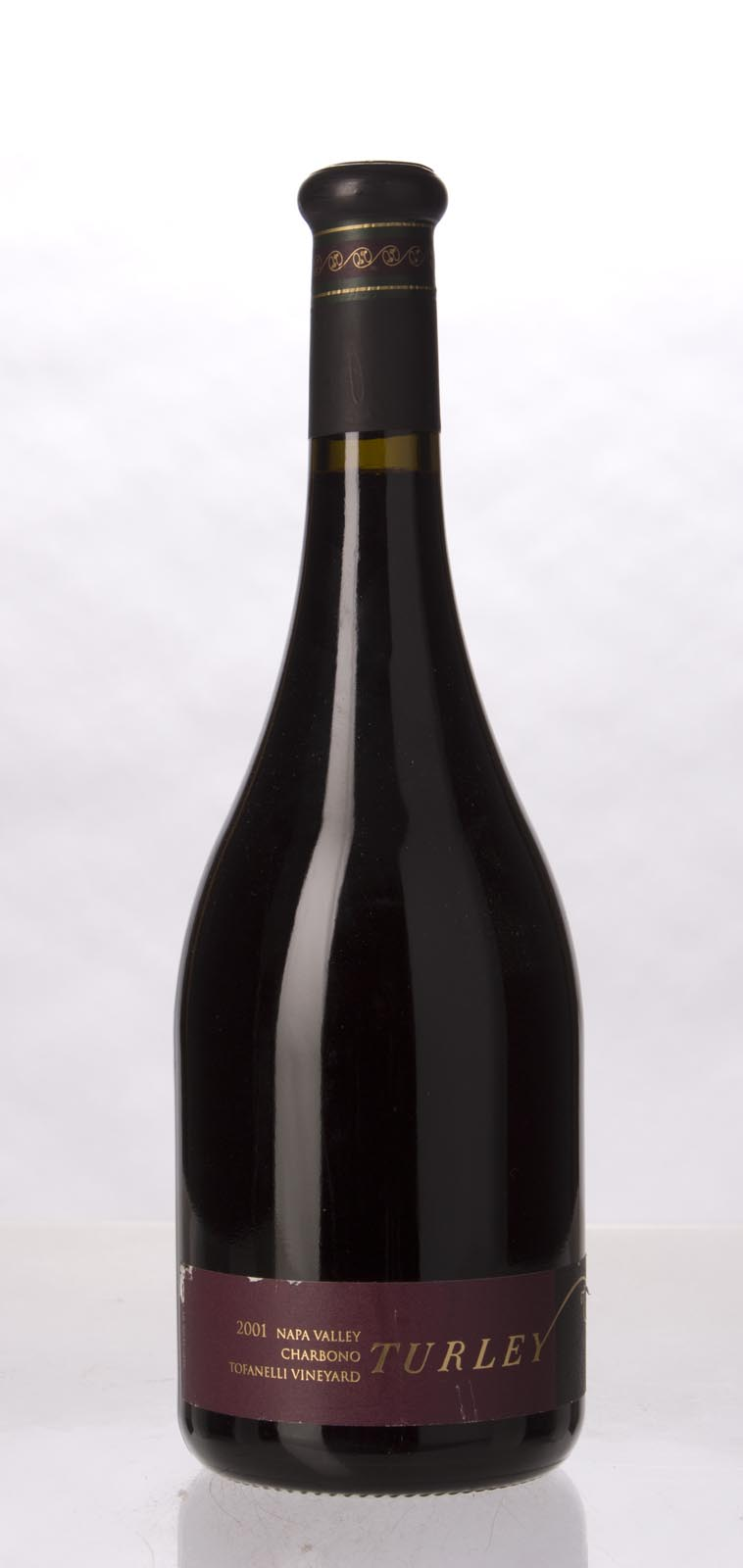 Turley Wine Cellars Charbono Tofanelli Vineyard 2001, 750mL (WA88) from The BPW - Merchants of rare and fine wines.