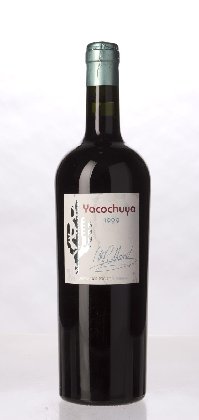 Yacochuya (Michel Rolland) Yacochuya 1999, 750mL (WA91) from The BPW - Merchants of rare and fine wines.