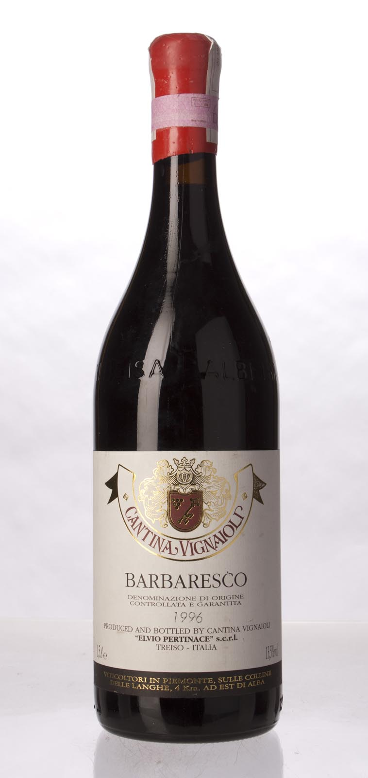 Cantine Vignaioli Barbaresco 1996, 1.5L () from The BPW - Merchants of rare and fine wines.