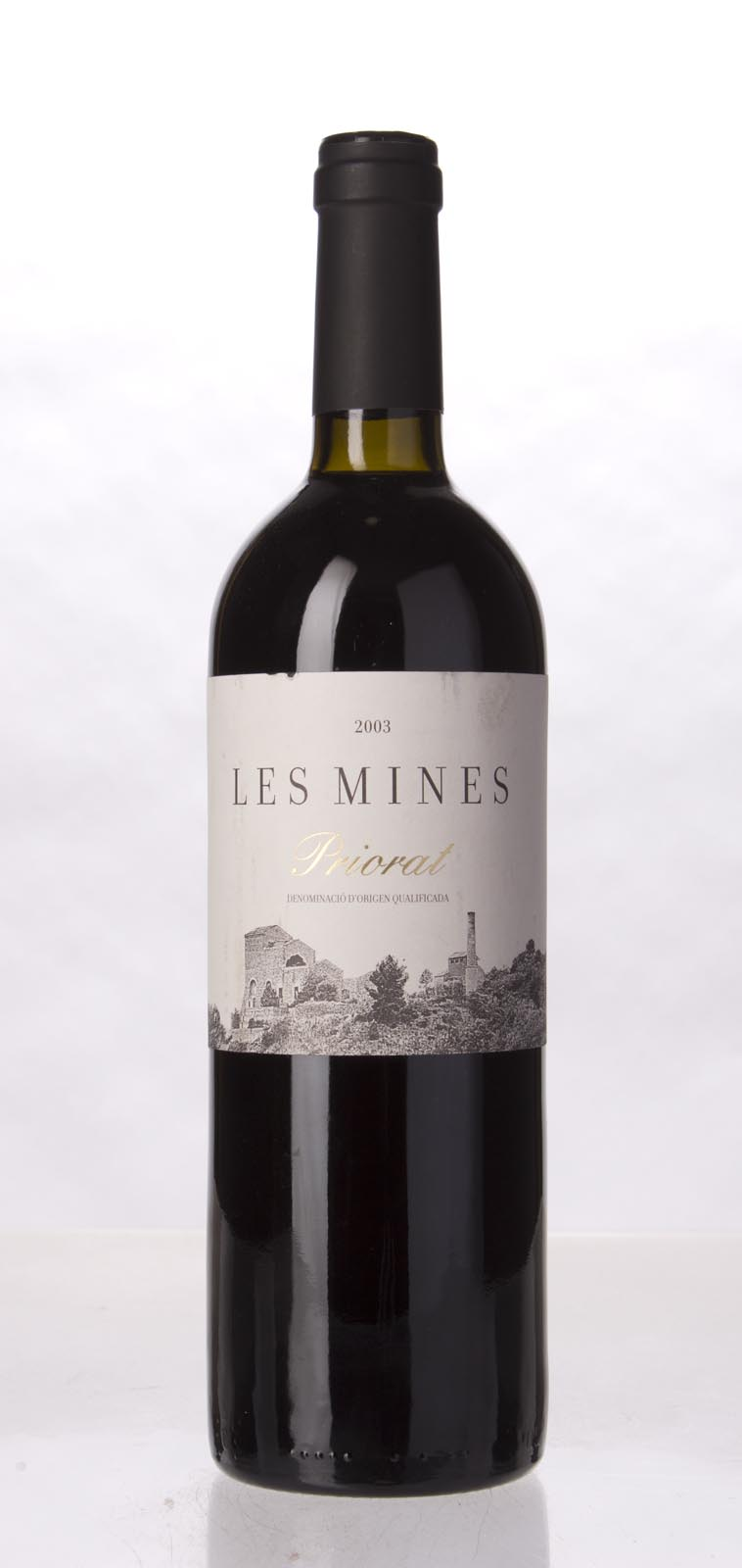 Les Mines Priorat 2003, 750mL () from The BPW - Merchants of rare and fine wines.