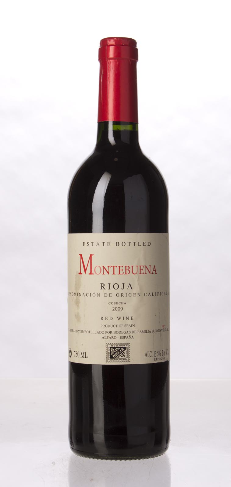 Montebuena Rioja 2009, 750mL () from The BPW - Merchants of rare and fine wines.