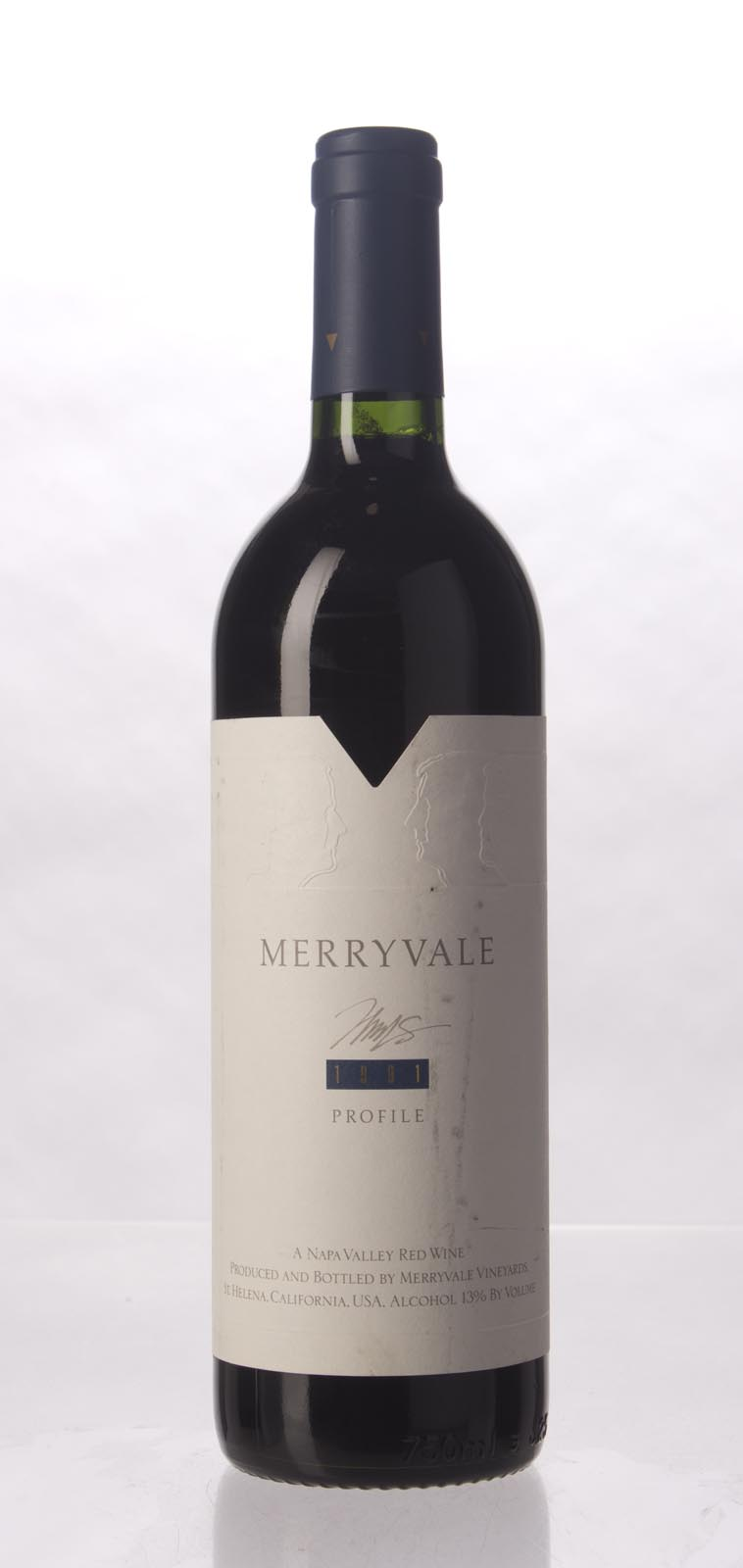 Merryvale Vineyards Profile 1991,  (WA92) from The BPW - Merchants of rare and fine wines.