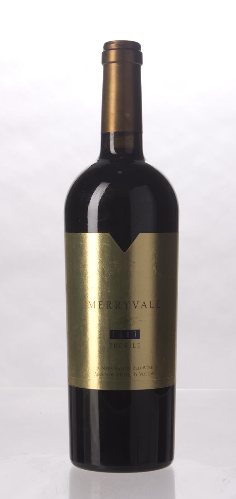 Merryvale Vineyards Profile 1997, 750mL (WS97) from The BPW - Merchants of rare and fine wines.