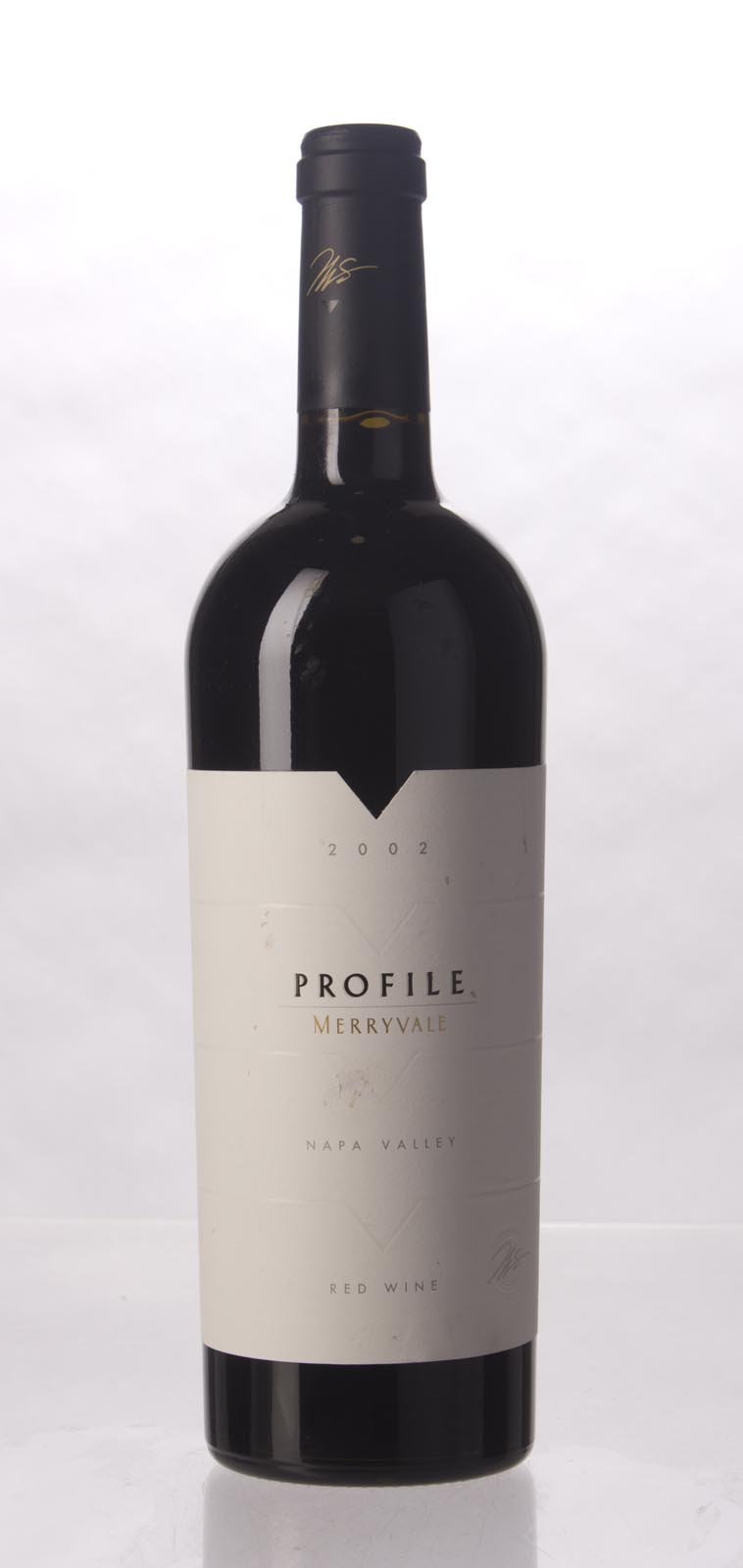 Merryvale Vineyards Profile 2002, 750mL () from The BPW - Merchants of rare and fine wines.
