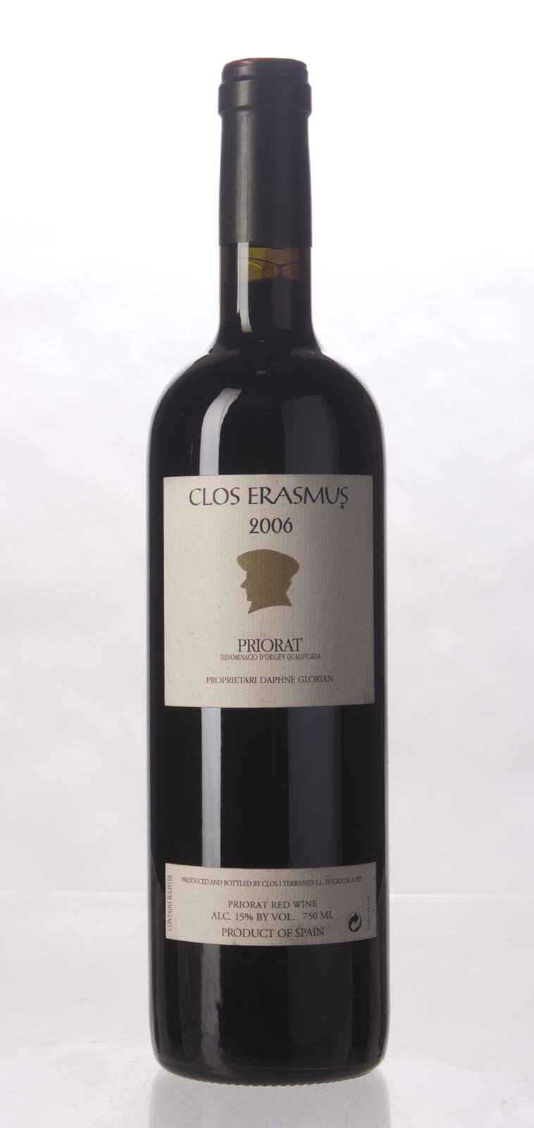 Clos I Terrasses Clos Erasmus 2006, 750ml (WA97) from The BPW - Merchants of rare and fine wines.