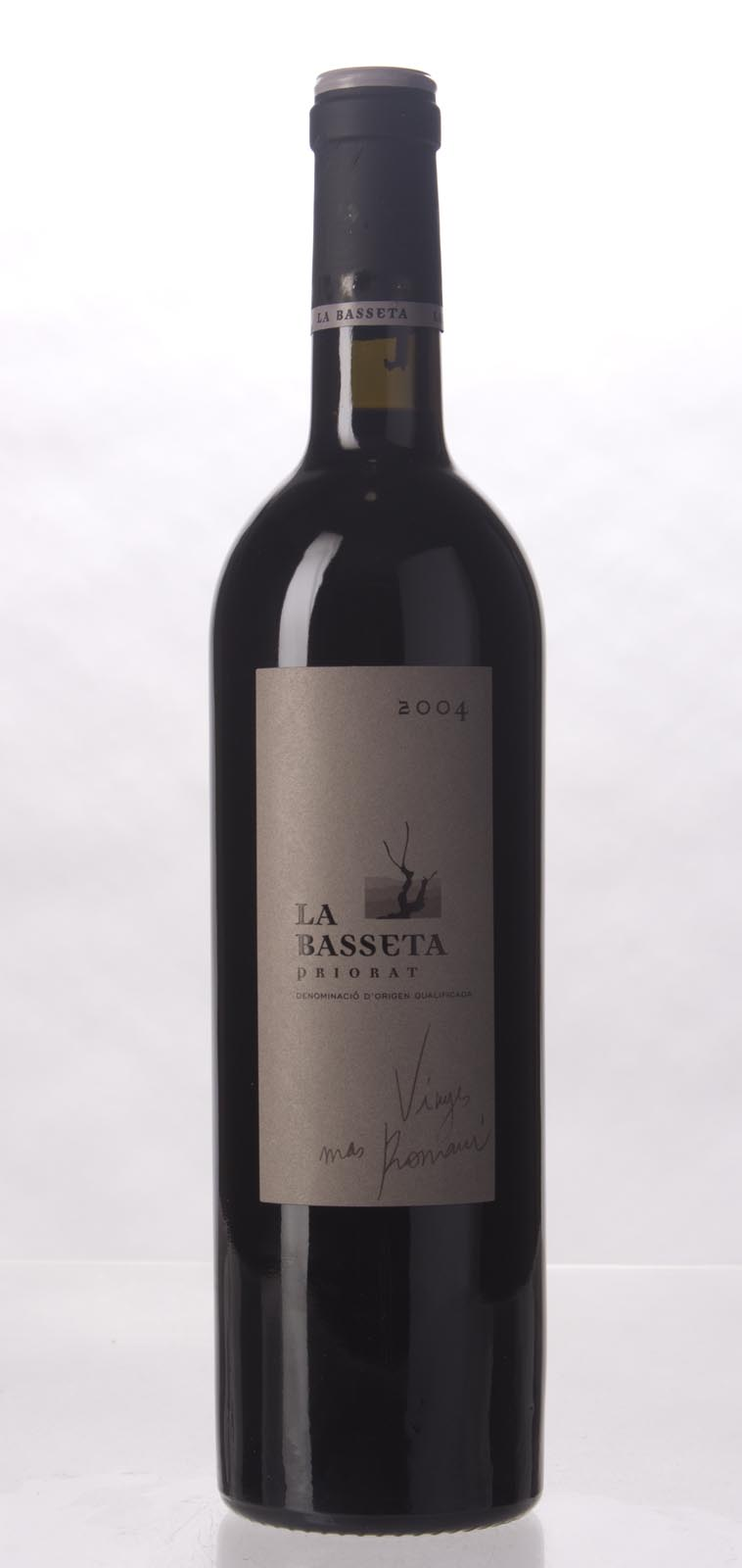Mas Romani (Mas Alta) La Basseta 2004,  (WA96) from The BPW - Merchants of rare and fine wines.