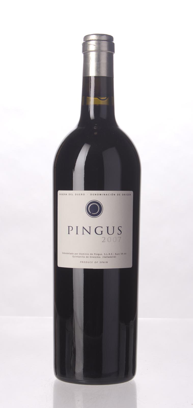 Dominio de Pingus `Pingus` 2007, 750mL (WA98) from The BPW - Merchants of rare and fine wines.