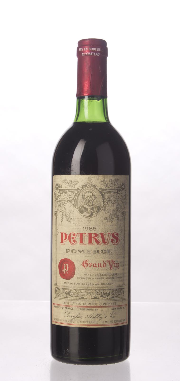 Petrus 1985, 750mL (WS98) from The BPW - Merchants of rare and fine wines.