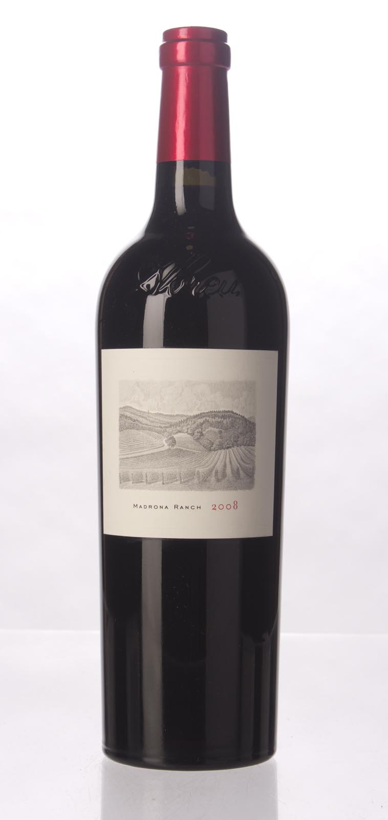 Abreu Cabernet Sauvignon Madrona Ranch 2008, 750mL (WA97) from The BPW - Merchants of rare and fine wines.