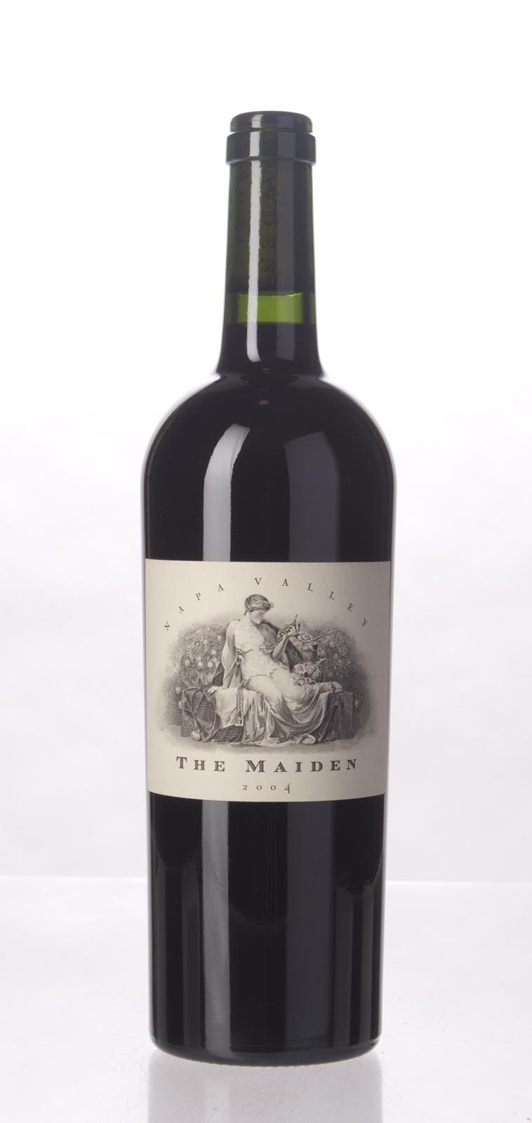 Harlan Estate The Maiden 2004,  (WA95, WS94) from The BPW - Merchants of rare and fine wines.