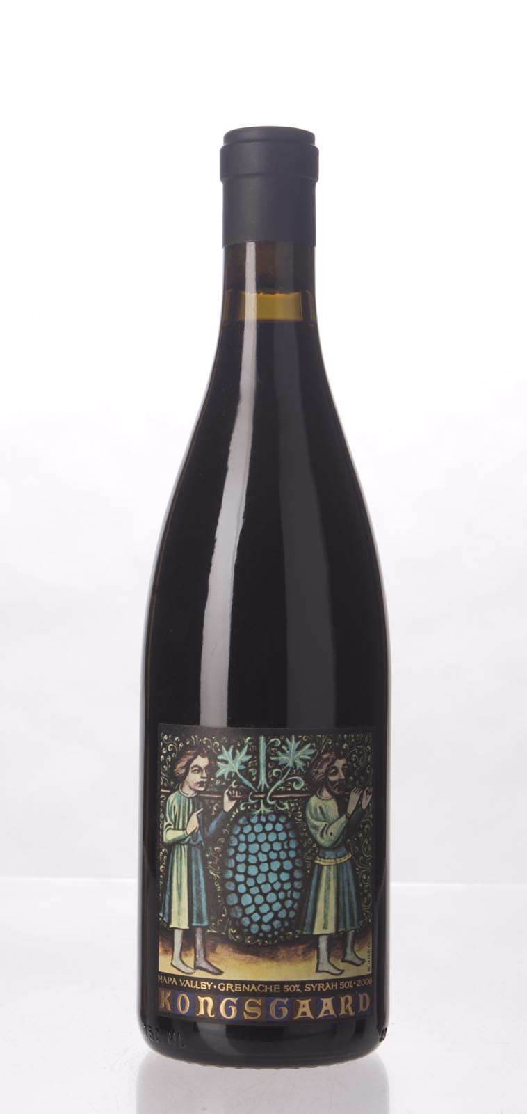 Kongsgaard Grenache / Syrah Napa Valley 2006, 750mL () from The BPW - Merchants of rare and fine wines.