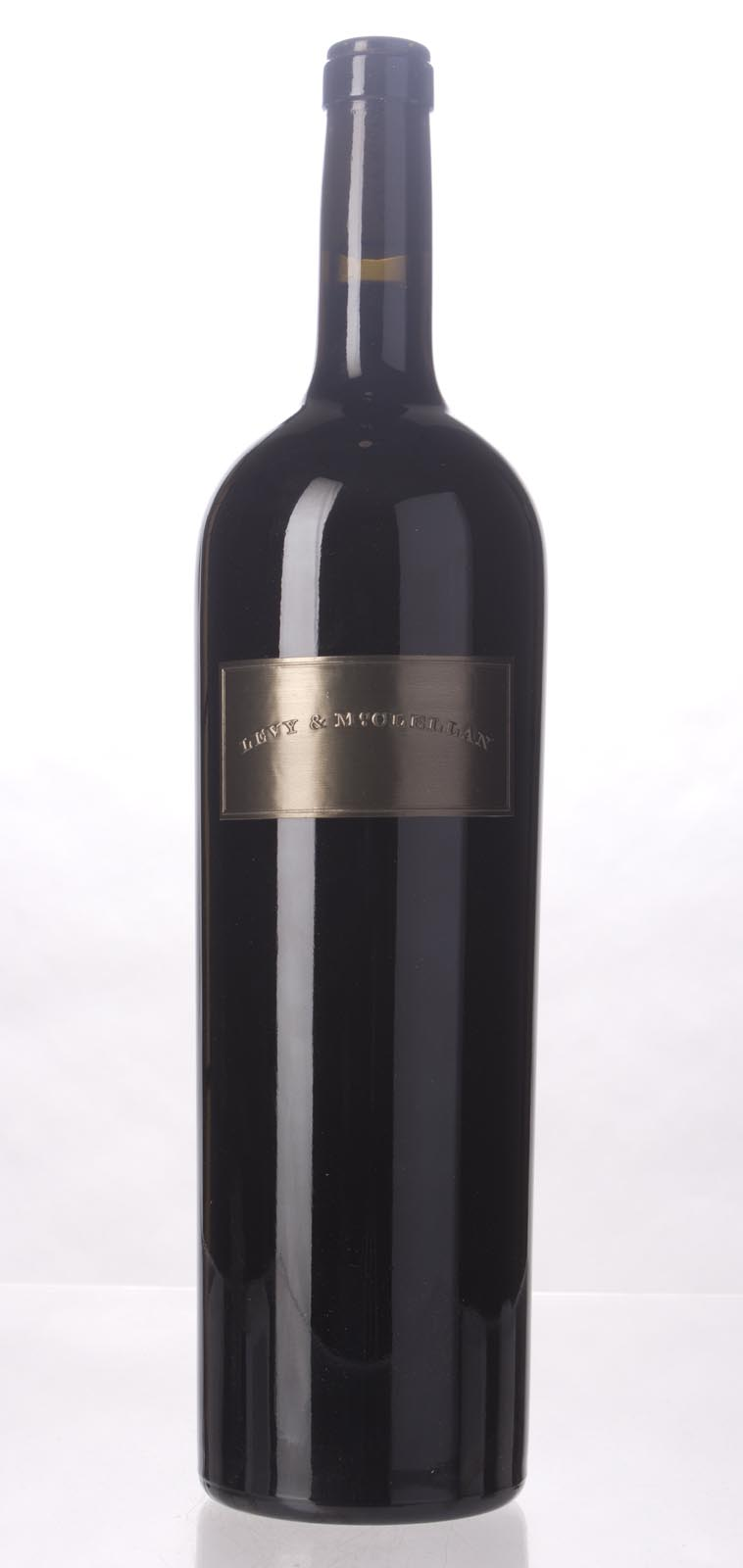 Levy and McClellan Cabernet Sauvignon 2005, 1.5L (WA95+, ST94) from The BPW - Merchants of rare and fine wines.