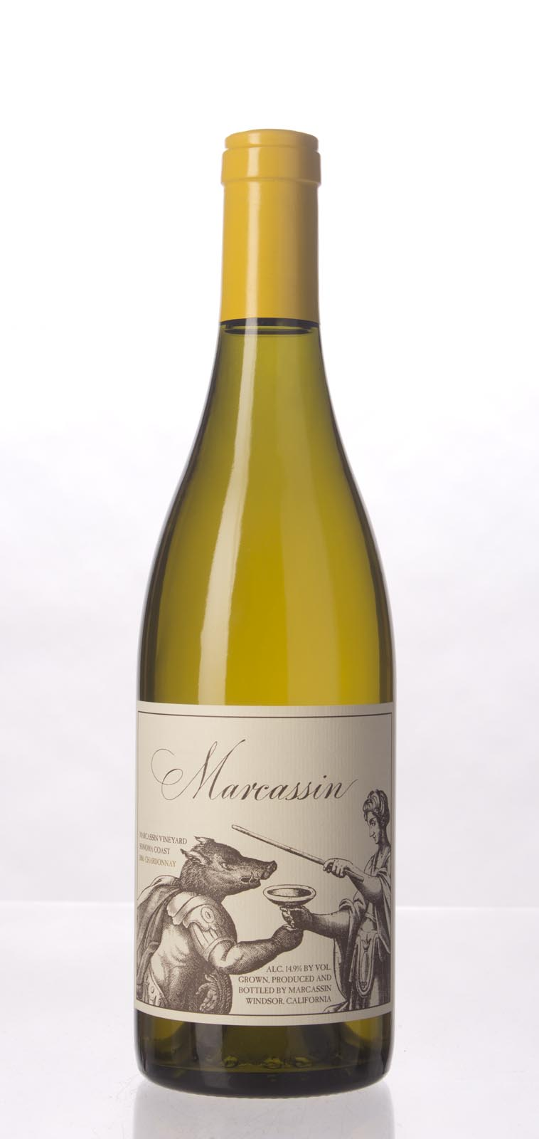 Marcassin Chardonnay Marcassin Vineyard 2006, 750mL (WA96, WS96) from The BPW - Merchants of rare and fine wines.
