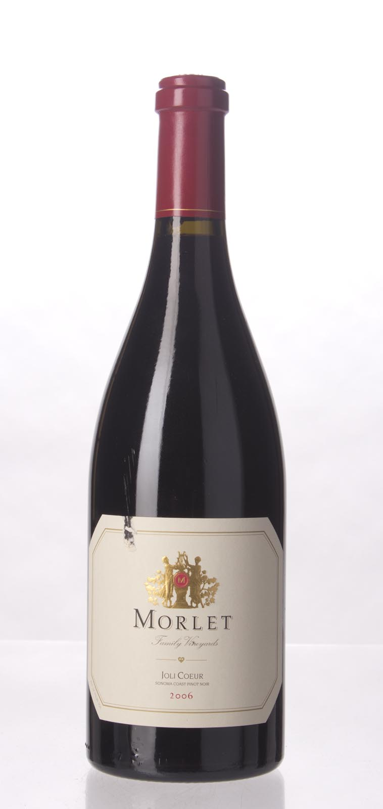 Morlet Family Estate Pinot Noir Joli Coeur 2006, 750mL (WA94, ST95) from The BPW - Merchants of rare and fine wines.