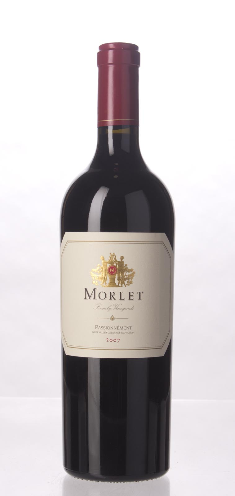 Morlet Family Estate Cabernet Sauvignon Passionnement 2007, 750mL (WA96, ST94) from The BPW - Merchants of rare and fine wines.